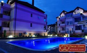 Отель Элит бассейн