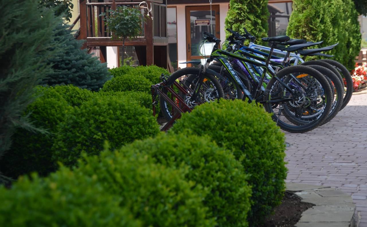 Отель «Элит» прокат велосипедов