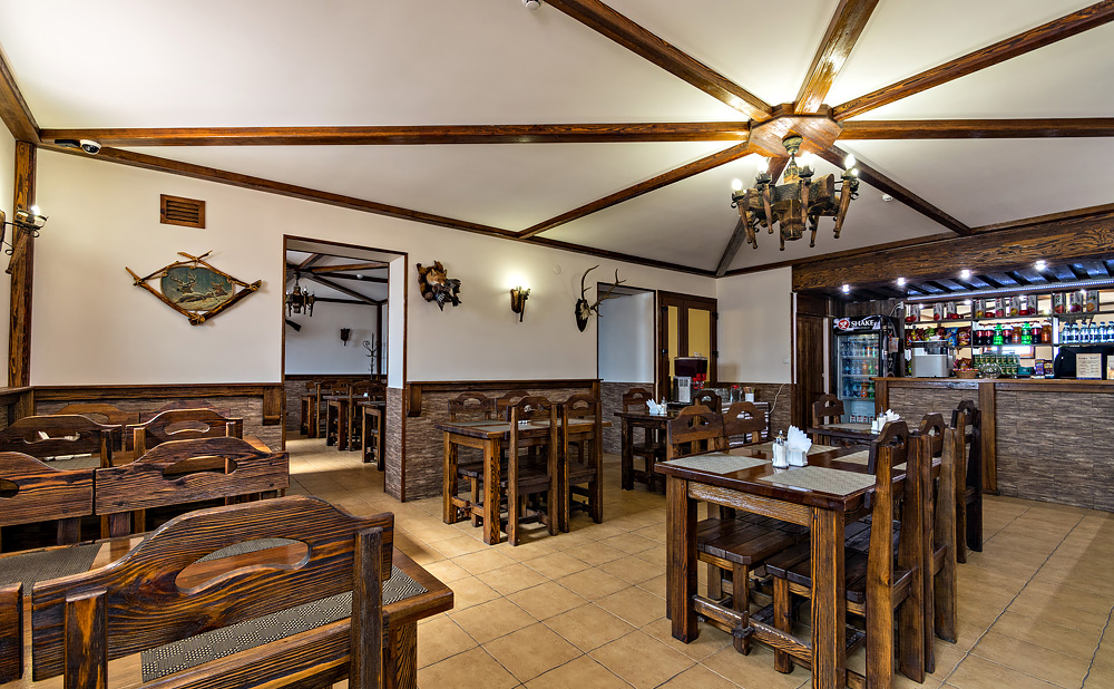 Кафе-бар в отеле «Элит»